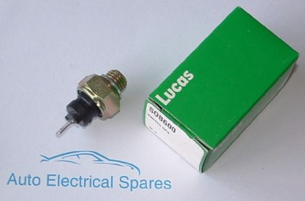 Lucas SOB600 oil pressure switch